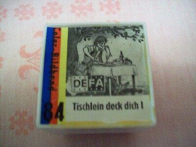 """Defa Color Film Für Ddr Pouva Magica Nr.84 """"tischlein Deck Dich """" Weich Und Leicht"""
