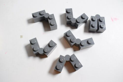 Lego 3831 3830 Brick Hinge Swivel 1x2 1x4 Select Colour 6 Pairs