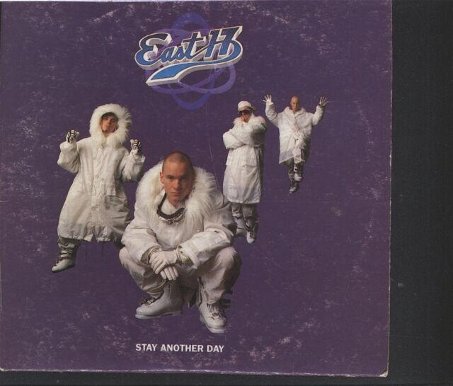 East 17 - Stay Another Day CD (card sleeve type)