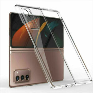 2020 Phone Case For Samsung Galaxy Z Fold 2  Camera Protective Cover Shell Pouch