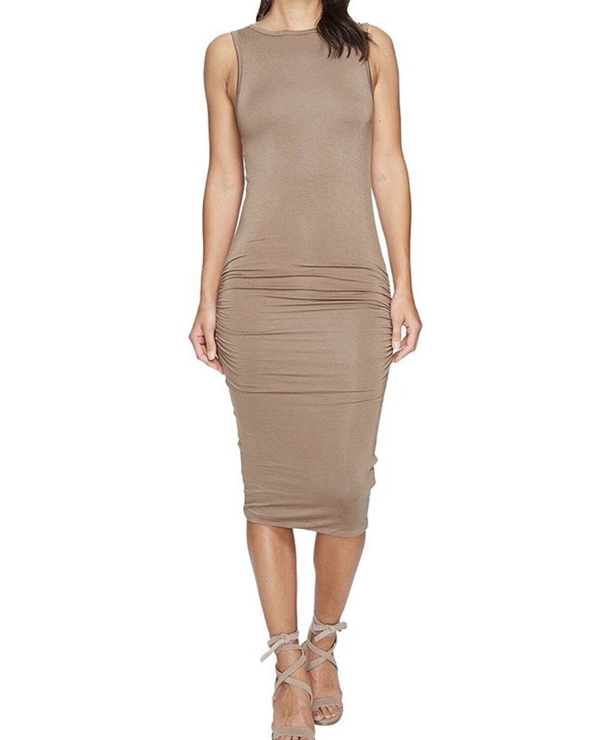 Bishop And And And Young Mia Midi Dress Size Medium 642eb8