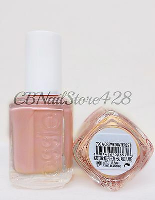 ESSIE Nail Lacquer- CLASSIC CORALS COLORS - 0.46oz - Pick any Shade