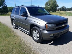 2005 Chevrolet Trailblazer LT 4x4 for $4600