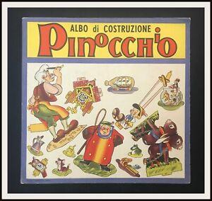 Albo-di-Costruzione-PINOCCHIO-Disney-Carroccio-1940-DISNEYANA-IT
