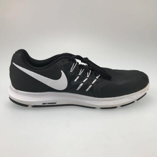 Nike Mens Run Swift Running Shoes Black
