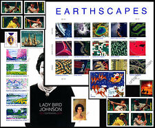 2012 Complete Imperf Year Set - Sgls Earthscapes Baseball Santa Lady Bird Purple