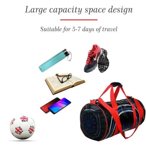 Sports /& Gym Duffle Holdall Bag SPORTS TRAVEL Back Pack Gym Kit bag pack