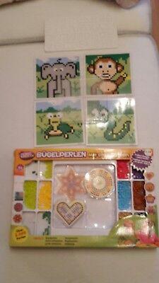 UnabhäNgig Bügelperlen Mit Stiftplatten Preisnachlass Spielzeug Bügelbilder