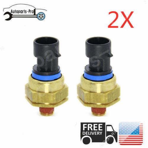 2X Water Pressure Sender Sensor Switch 8M6000623 8818790 For Mercury Mercruiser