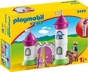 Playmobil-9389-Castle-with-Towers
