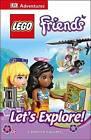 DK Adventures: Lego Friends: Let's Explore! by DK Publishing, Catherine Saunders (Hardback, 2015)