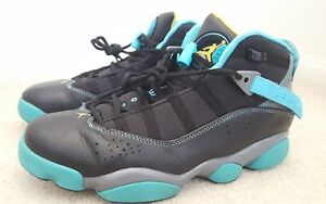 49d48c9e5af1cb ... free shipping today overstock 20141047 ce156 d0106  hot image is  loading nike air jordan 6 rings gamma blue sz 0718d 23730