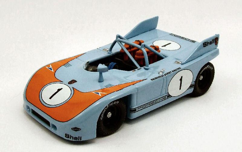 PORSCHE 908/3  1 RETIrosso B. HATCH 1972 Jost/Casoni 1:43 Model Best MODELS