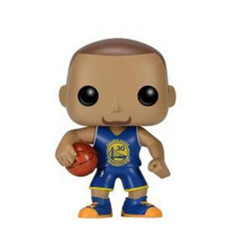 NBA USA basket-ball figurine Modèles Kobe Bryant Stephen Curry Lebron James