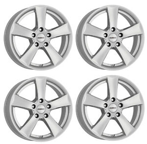 4-Dezent-TX-wheels-5-5Jx14-4x100-for-SEAT-Arosa-14-Inch-rims