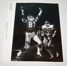 Vintage Original Press Photo Minnesota Vikings Joe Senser West Chester Rams