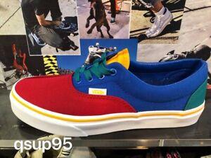 11c Block Size Girls 7yEbay Primary Gs Vans Era Boys Ps Multi Color bfgyY76