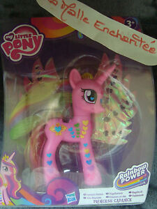 COFFRET PETIT PONEY SERIE RAINBOW POWER PRINCESS CADANCE AILES MAGIQUES A 6242