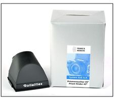 New Rollei Prism Finder Viewfinder 45 degree for Rolleiflex HY6 2 II