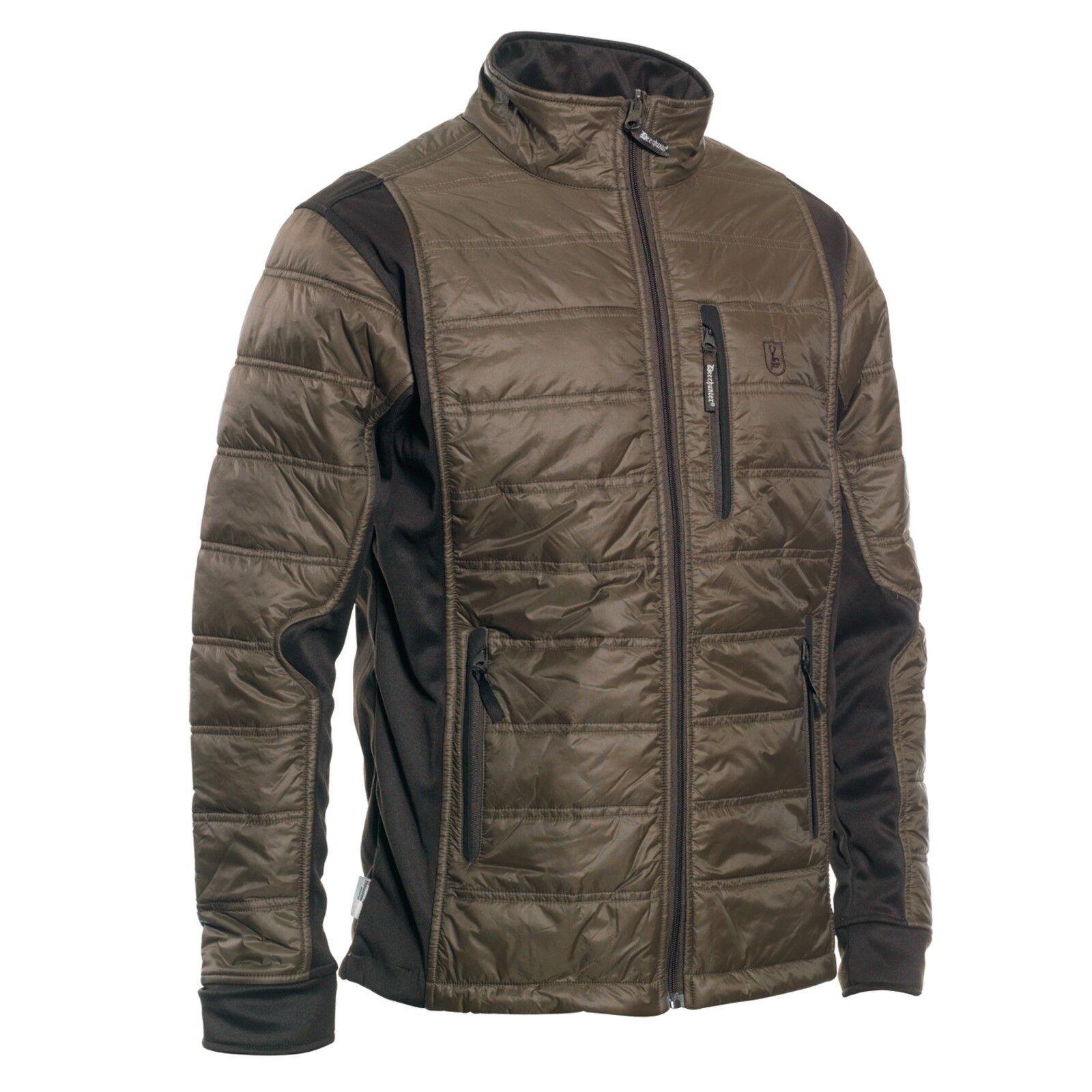 Top Angebot   Deerhunter Muflon Zip-In Jacke, angenehme leichtgewichtige Jacke.