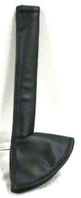 Kenworth Freightliner Peterbilt 30 Black Vinyl Gear Shifter Shaft Boot Cover