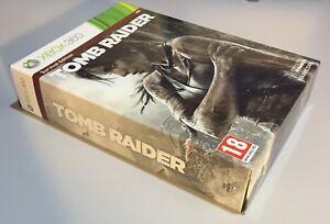 Tomb-Raider-Survival-Edition-Box-Set-Xbox-360-Game-Pal-Aus-Seller