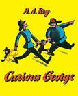 Curious George by H A Rey (Hardback, 1973)