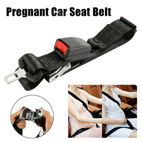 Pregnancy Woman Car Seat Belt Strap Adjustable Maternity Belt Protect Pregnant
