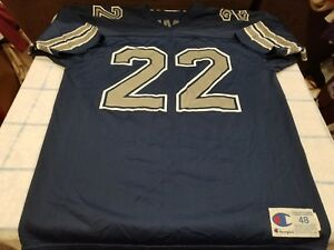 check out 31457 979ad Details about Vintage Dallas Cowboys Emmitt Smith Champion Jersey 90's 48  Authentic Throwback