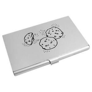 'Cookies' Business Card Holder / Credit Card Wallet (CH00005117)