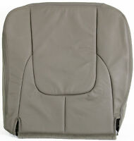 2003 Dodge Ram 2500 Driver Side Bottom Replacement Leather Seat Cover Tan
