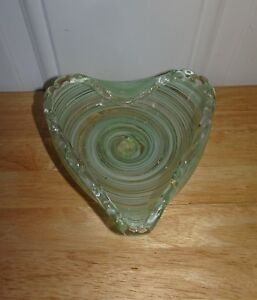 Cut Glass Crown Shaped Covered Candy Dish