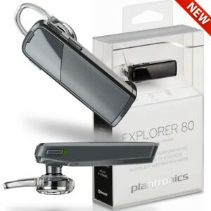 6e3e3c7ea0b Image is loading Plantronics-Explorer-80-Bluetooth-Wireless-Headset -Music-Stream-