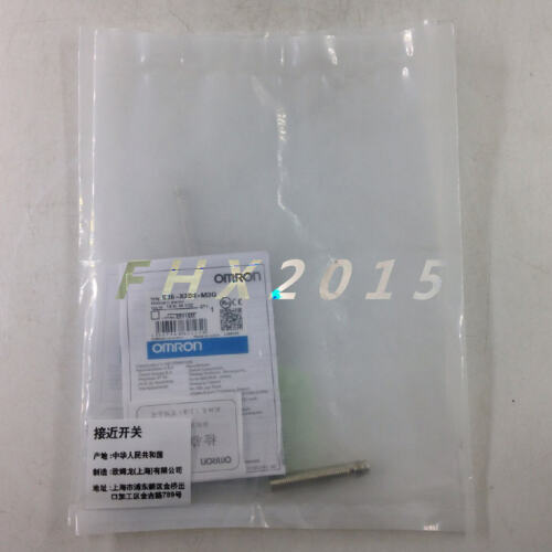 OMRON PLC E2E-X2D2-M3G Sensor
