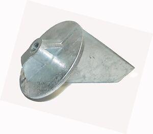 822777Q1 Mariner Trim Tab Zinc Anode 450-00804 WSM Mercruiser Mercury