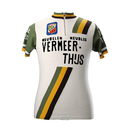 Magliamo's Vermeer-Thijs Team 1981 Short Sleeve Jersey
