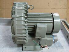 Fuji Electric Ring Blow Regenerative Blower Vfc602a 3ph 460v 34kw Used