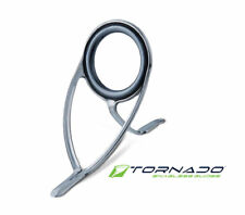 American Tackle Nanolite Polished Tornado Spinning Running Guide Size 6