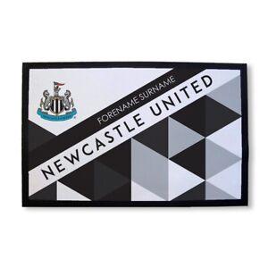 Newcastle-United-F-C-Personalizado-Felpudo-Estampado