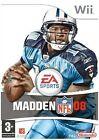 Madden NFL 08 (Nintendo Wii, 2007)