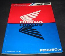 Werkstatthandbuch Honda FES 250 Pantheon Motorroller Stand 1997