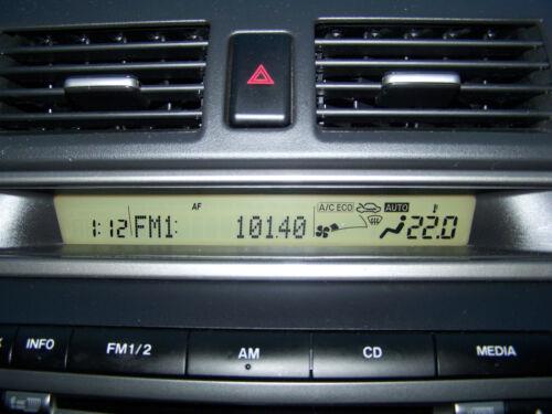 Radiodisplay Mazda 3 Bk vor Facelift 2004-2006
