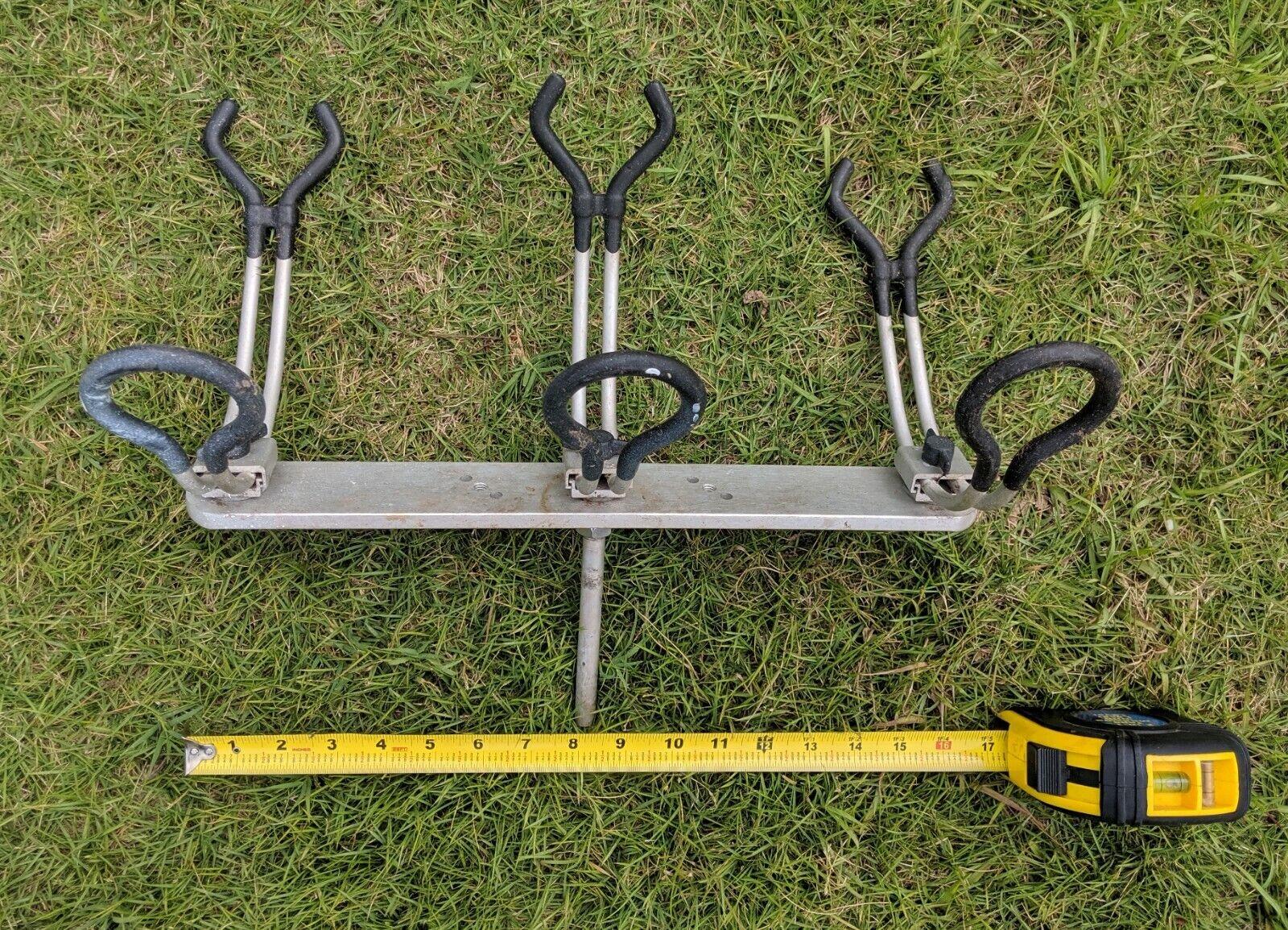 Tite-Lok Triple (3) Plano T-Bar Caña de  pesCoche titular sistema con una punta de 5   todos los bienes son especiales