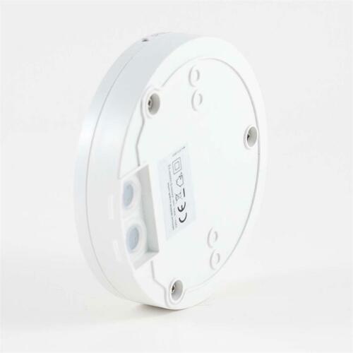 Außen-Decke PIR Melder Decken-Bewegungsmelder IP65 360° 2000W//230V LED geeignet