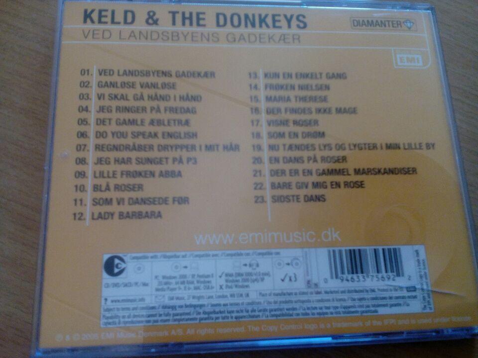 Keld og the donkeys: Ved landsbyens gadekær, andet