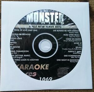 NEW-WAVE-KARAOKE-CDG-MALE-1980-039-S-HITS-MONSTER-HITS-CD-G-MH1069-TEARS-FOR-FEARS