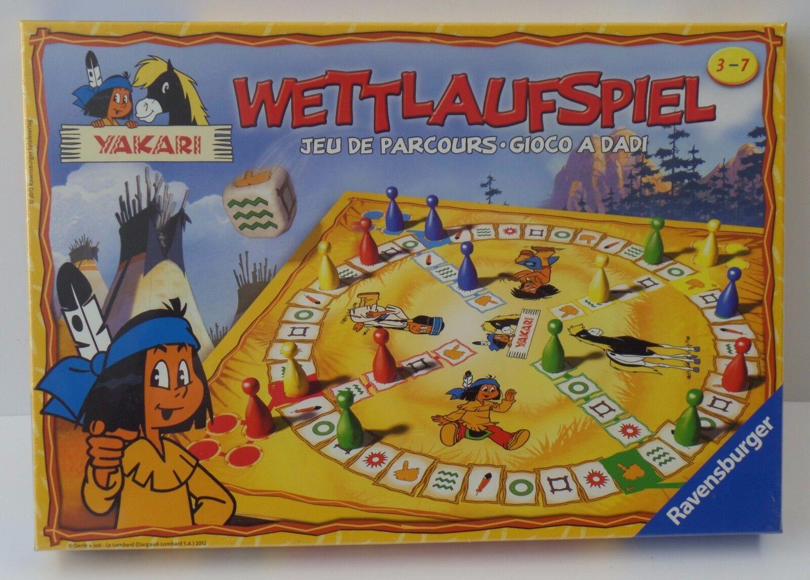 Ravensburger Yakari Wettlaufspiel - NEU NEW eingeschweißt