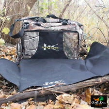 NEW HARD CORE BRANDS WORK TO FIELD HUNTING GEAR DUFFLE BAG REALTREE AP CAMO