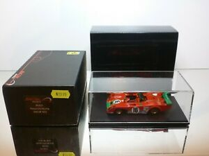 RED-LINE-MODELS-RL021-FERRARI-312-PB-16-LE-MANS-1973-RED-1-43-MINT-IN-BOX