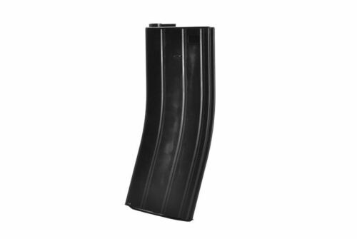 Airsoft M Serie Metall Schwarz Flash Magazin Mag 360Rds Asg Zug Kordel TOMTAC